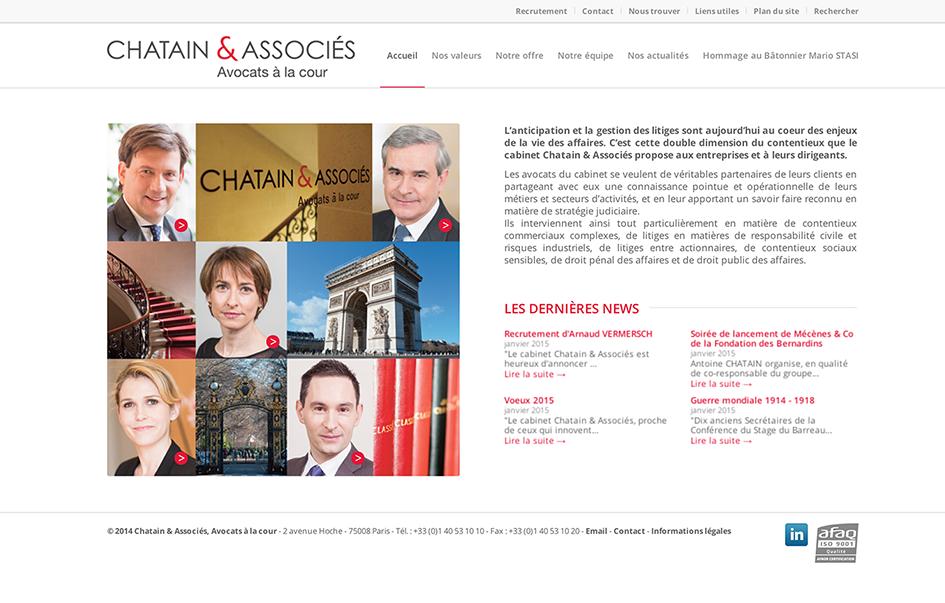 Chatain & Associés